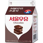 초코우유300ML 상품