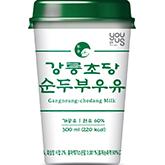 Y)강릉초당우유 상품
