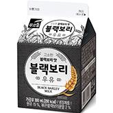 블랙보리우유 상품